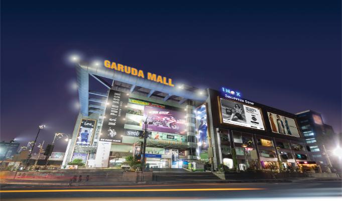 Garuda Mall: Iconic retail destination