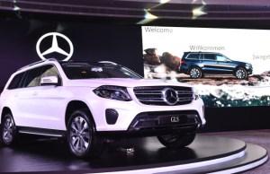 Mercedes-Benz introduces GLS 350 d in India