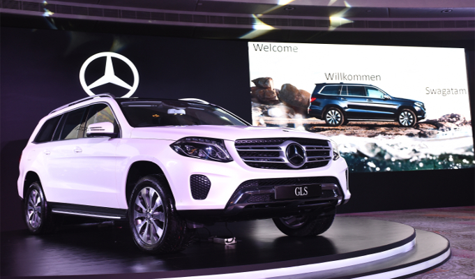 Mercedes-Benz introduces GLS 350 d in India