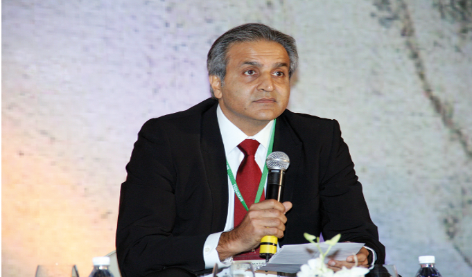 Viney Singh, MD, Max Hypermarket India (Spar)
