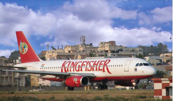 UB gets notice for income tax dues for Kingfisher Airlines
