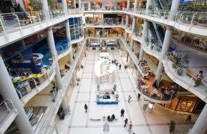 Retail Therapy: Designing a modern mall