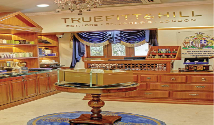 Truefitt & Hill, cutting edge luxury for men