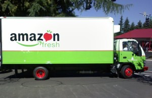 AmazonFresh grocery delivery service expanded to Dallas, Chicago