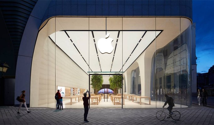 Apple needs to apply afresh for opening retail stores: Official