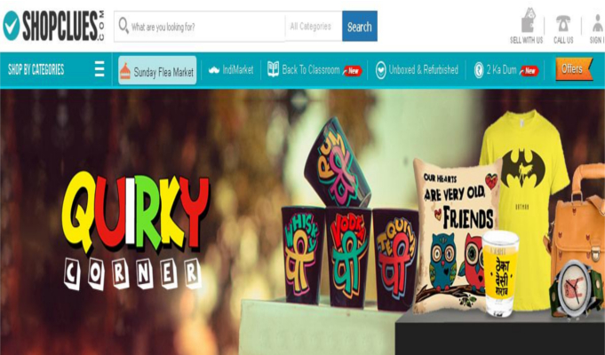 ShopClues launches Quirky Store for modern consumers