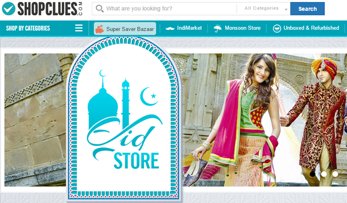 ShopClues launches special Eid store