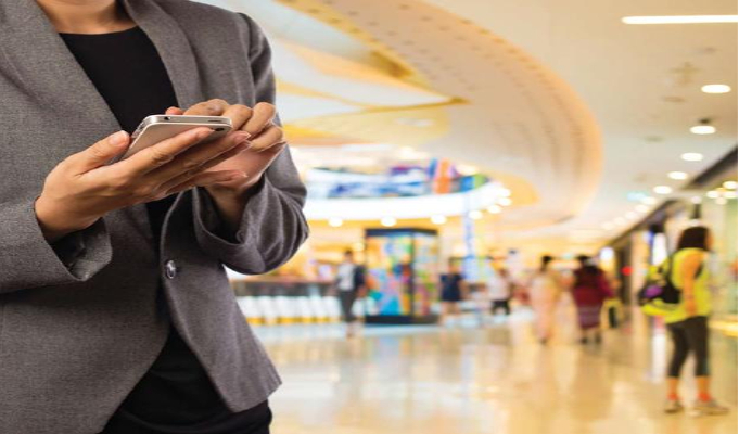 How Malls Are Embracing Technology