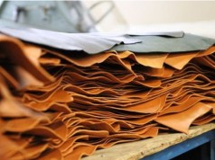 Leather is a focus area under the 'Make in India' initiative