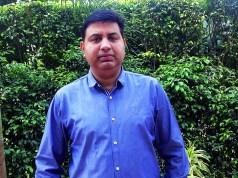 Rajesh Verma, Head IT, Blackberrys