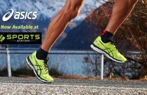 Sports Station adds ASICS to its international sportswear portfolio