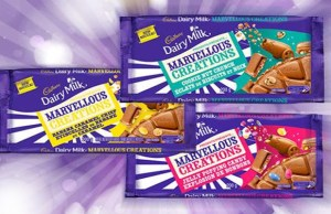 Mondelez expands chocolate portfolio, introduces Cadbury Dairy Milk Marvellous Creations