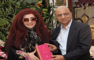 Shahnaz Husain's interview to be a part of the Harvard Business School teaching curriculum