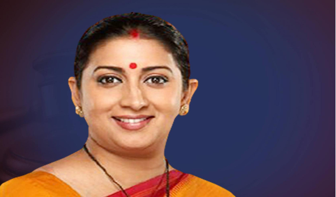 Handicraft exports see 8.46 pc increase in 2015-16: Smriti Irani