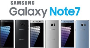 Samsung unveils Galaxy Note 7 with iris scanner, dual curved screen