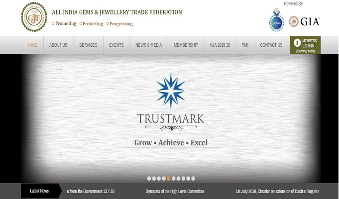 All India Gems and Jewellery Trade Federation launches mobile app
