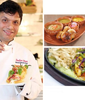 Fortune Select's Chef Inder Dev on culinary cultures, innovative cooking