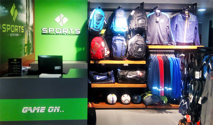 SSIPL Group's Sports Station launches over 65 stores across India