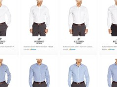 Amazon unveils private label dress shirts for men
