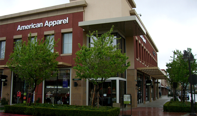 American Apparel to shutter 9 stores before bankruptcy auction