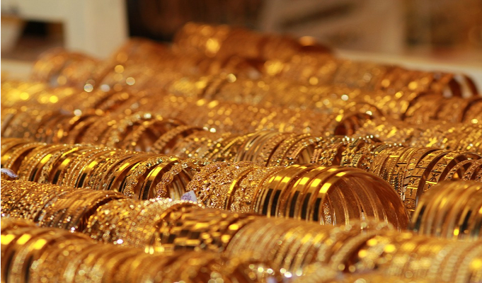 It's all glitter for gold market in 2016