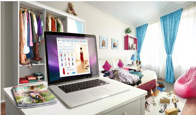Rise of e-shopping, rise of counterfeit fashion