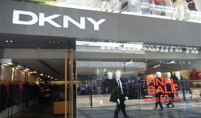 DKNY relaunches e-commerce site to better connect with consumers