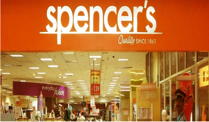 Spencer's to launch apparel section next week