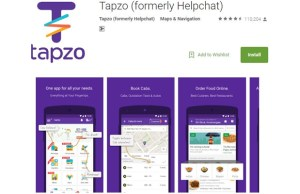 Tapzo integrates food delivery services Swiggy, Zomato, Freshmenu and Fassos