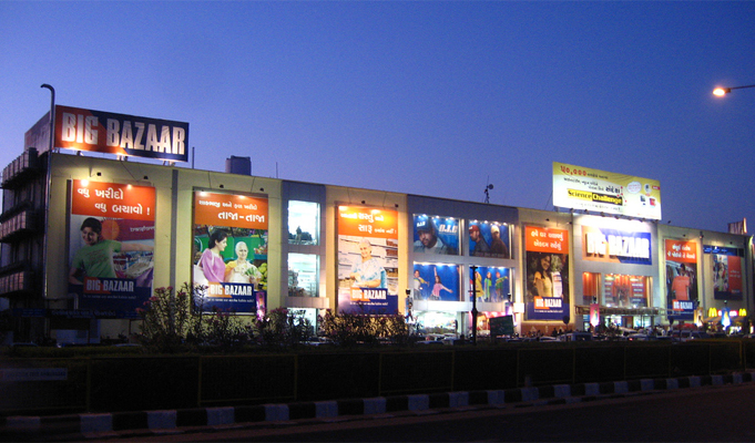 India's retail market is expected to grow to US .1 trillion by 2020: CBRE