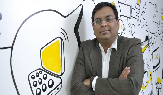 FreeCharge CEO Govind Rajan quits; Jason Kothari takes charge of biz ops