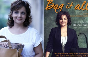 Baggit Founder Nina Lekhi's biography 'Bag It All' released