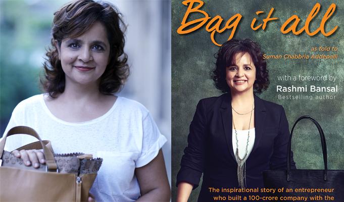 Baggit Founder Nina Lekhi's biography 'Bag It All' released