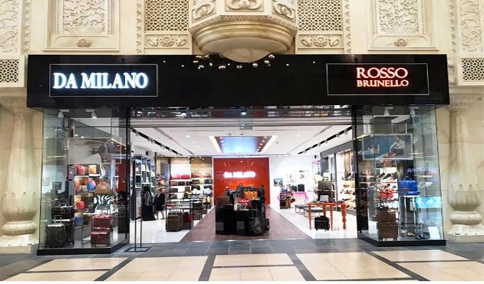 Da Milano goes global; opens first store in Dubai