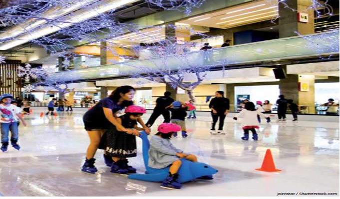 Turning malls into profit centres with a dash of entertainment