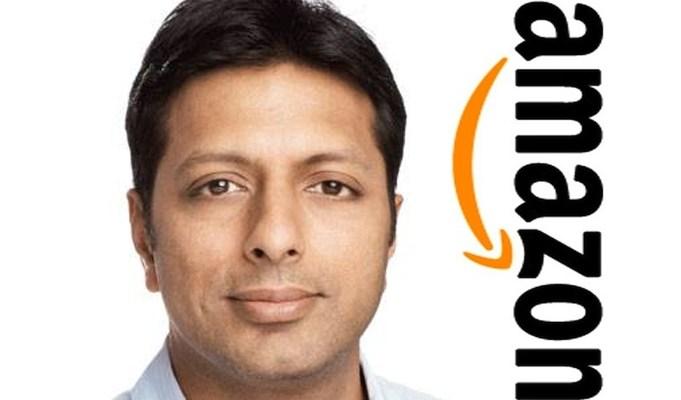 Amazon India head Amit Agarwal elevated as SVP