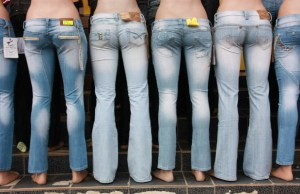 Love for denim free of gender bias: Survey