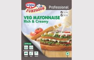 Dr Oetker launches foodservice range Dr Oetker FunFoods Professional