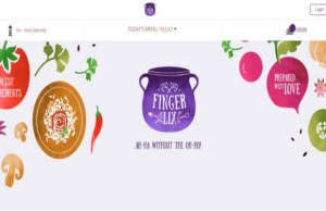 Fingerlix: Food solutions for progressive homemakers
