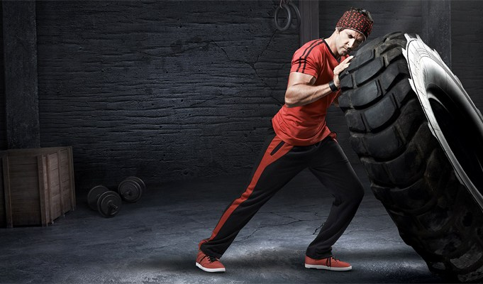Hritik Roshan launches his sports and lifestyle brand HRX on Jabong