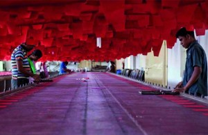 Govt, industry to chalk out 10 year roadmap for Indian textile sector