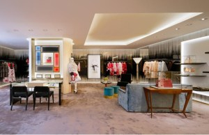Fendi opens flagship boutique in Ginza Six; pop-up store in Omotesando