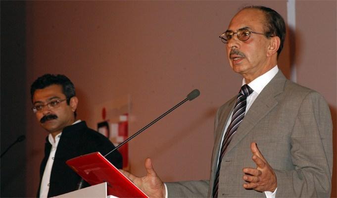 Adi Godrej finds kirana merchants to be more efficient