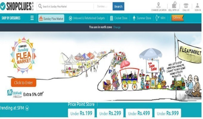 ShopClues repositions its fashion category