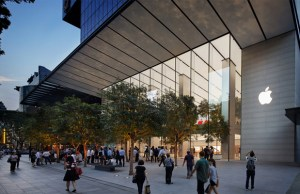 Apple opens first South East Asian retail store in Singapore