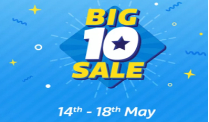 Flipkart's 10 years jamboree; announces the Big 10 Sale