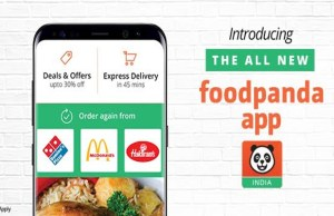 foodpanda launches an all new mobile app for users