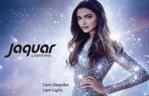 Jaquar Lighting signs Deepika Padukone as brand ambassador