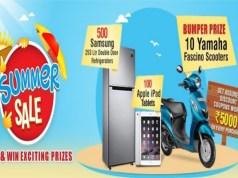 Naaptol unveils its much awaited Summer Sale to take on competitors Amazon, Flipkart