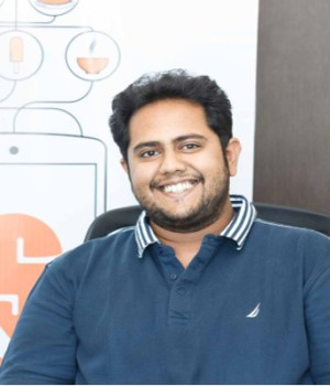 Nandan Reddy, Co-founder, Swiggy